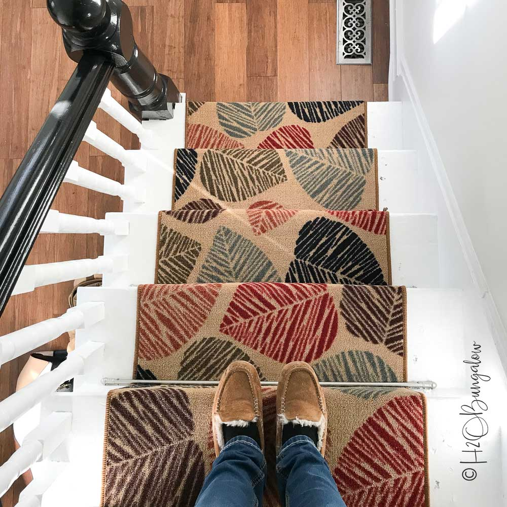 How To Install Carpet Runner On Stairs