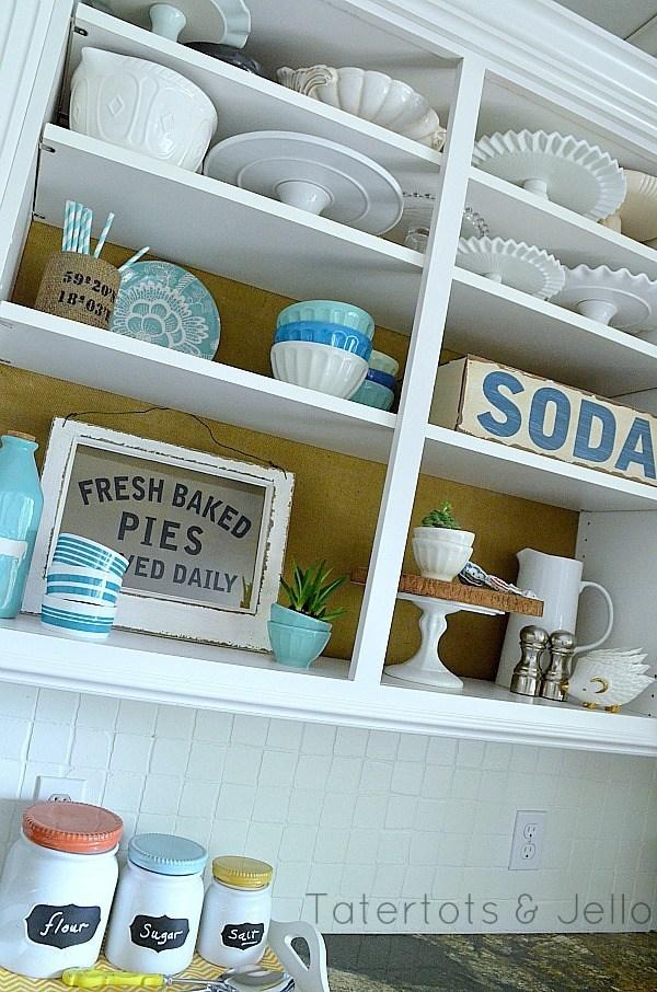 fabulous open kitchen shelving ideas